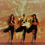 Teamfoto dance & yoga styles hatha yoga Zwolle tree pose